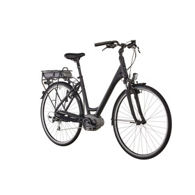 Ortler Bergen Acera E-trekkingcykel Wave 8-speed sort